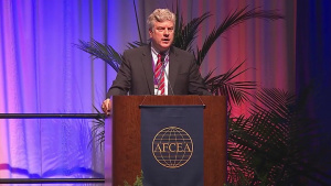 Acting DARPA Director Speaks at Cyber Symposium