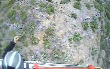 Coast Guard rescues hiker missing for 5 days in Southern Oregon