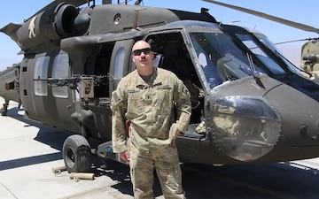 1st Lt. Bill Jacoby Independence Day Greeting from Afghanistan