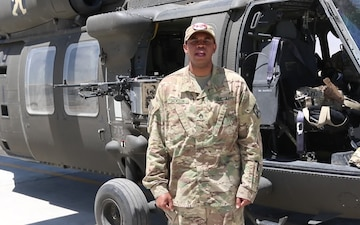 Staff Sgt. Willie Jackson Independence Day Greeting from Afghanistan