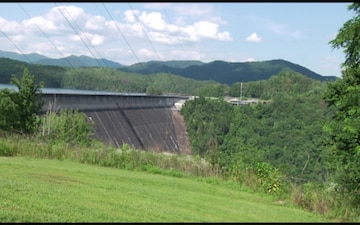 Operation Vigilant Catamount moves into Fontana Dam