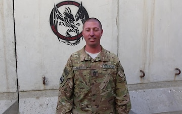 Sgt. 1st Class Joshua Gary Father's Day Greeting