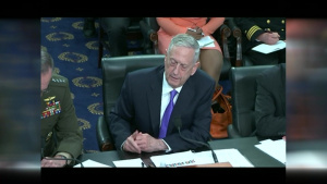 Mattis, Dunford Testify Before House Appropriations Committee