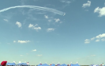Scott AFB Centennial Air Show Overview