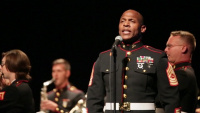 Marine Corps Band New Orleans in New York - Day TWO - With Voiceover