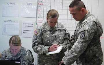 86th IBCT Completes Warfighter