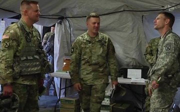 572nd BEB Participates in First Tactical Operation