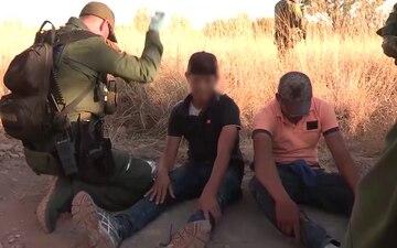 Border Patrol Agents Serve Search Warrant at No Mas Muertes Camp Near Arivaca