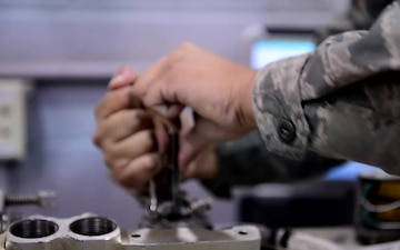 Red Flag Alaska Weapons Maintenance