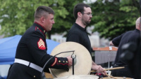 Marine Corps Band New Orleans in New York - Day Three - No Voiceover