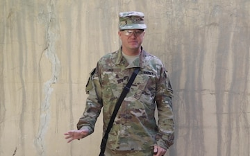 Father's Day Shout Out: Chief Warrant Officer 2 Kevin Juul