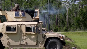 Marines with MWSD-31 train with different weapon systems