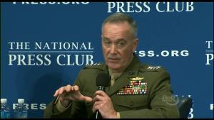Chairman Speaks at Press Club Luncheon