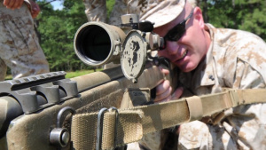 Marine Corps unicorn talks about experience as a Marine Gunner