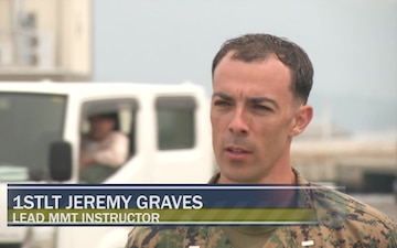 PACIFIC SPOTLIGHT: 1stLt. Jeremy Graves