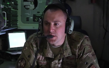 C-17 Globemaster Operations, Interview
