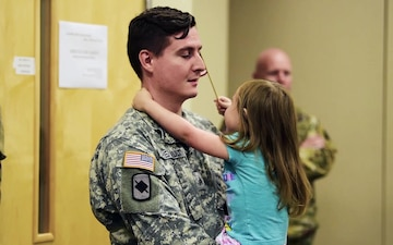 Arkansas Guardsmen Deploy to Kosovo to Support Peace Keeping Mission