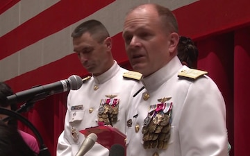 All Hands Update: US Naval Forces Japan and Navy Region Japan Change of Command