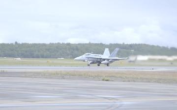 Red Flag-Alaska VMFA-251 Pre-Flight Checks