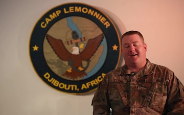 Camp Lemonnier, Djibouti - Seattle Mariners Shoutouts