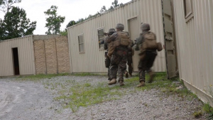 Seek and destroy: Marines conduct airfield seizure exercises and MOUT