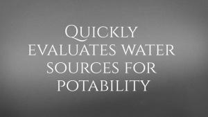 WaterDOG: Water Diagnostics Operations Gear