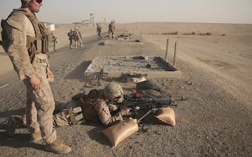 Always ready: Task Force Southwest Marines sustain weapons capabilities