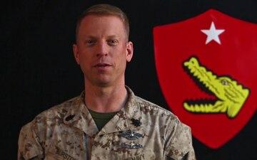 Senior Chief Petty Officer Philip Burston