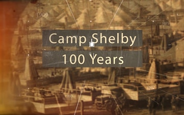 Camp Shelby Centennial Celebration