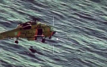 Coast Guard medevacs teen off Ocean City, MD