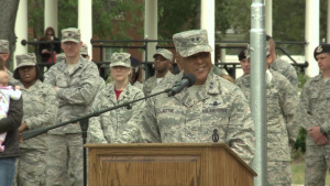 90th Missile Wing Change of Command