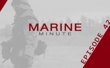 Marine Minute, June 27, 2017.