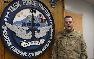 Chief Warrant Officer 4 Dan Berriochoa Independence Greeting for the Seattle Mariners from Afghanistan