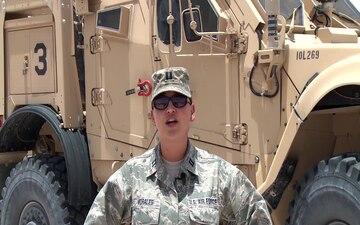 U.S. Air Force Capt. Theresa Morales