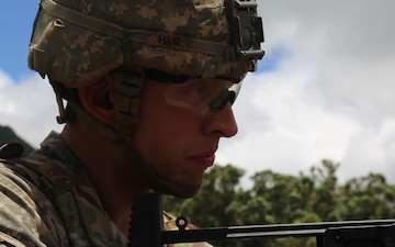 US Army Pacific Best Warrior Competition b-roll