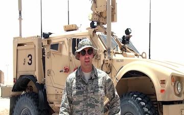 U.S. Air Force Tech. Sgt. Bradly Schneider