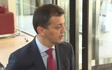 Meetings of NATO Ministers of Defence: Montenegro Doorstep statements