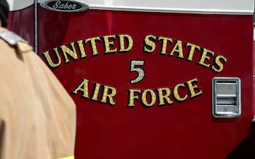 Malmstrom Air Force Base Fire Department