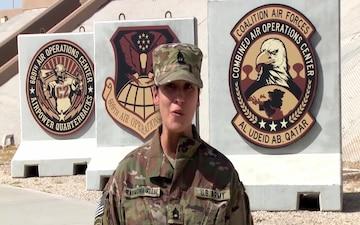 U.S. Army SPC Twila Carmona-Reese