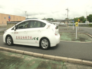 Iwakuni Police Department hosts driver education course for Marines (Package/Pkg)