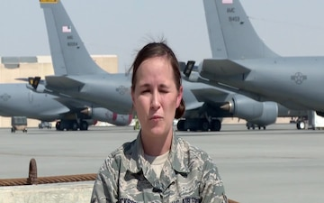 U.S. Air Force Tech. Sgt. Sonya Jackson
