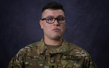 Soldier Spotlight: SPC Travis Dube