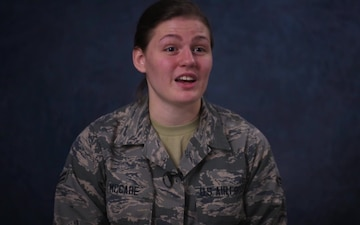 Airman Spotlight: Airman 1st Class Elizabeth McCabe