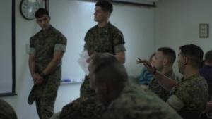 2nd Battalion, 6th Marine Regiment, Tactical Decision Kit