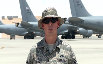 U.S. Air Force Staff Sgt. Mark Roszyk