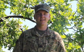 PFC Tristan Smith, 4th of July Shout out