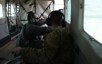 Afghan Air Force Delivers First Operational Airdrop