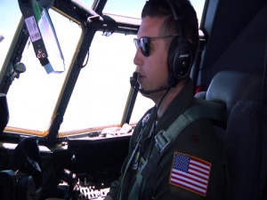 PACAF C-130J First Operational Mission