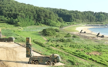 ROK-US Alliance Demonstrates Precision Firing Capability