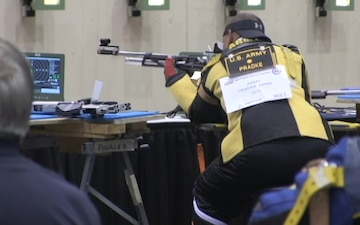 DoD Warrior Games Pistol Competition Wrap Up